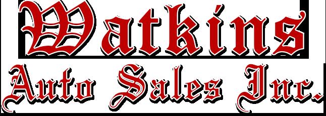 Watkins Auto Sales >> Inventory Watkins Auto Sales Used Cars For Sale Rome Ga